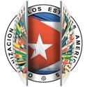 LOGO CUBA OEA