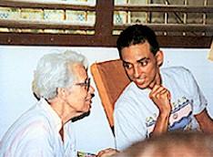 antonio y su mama